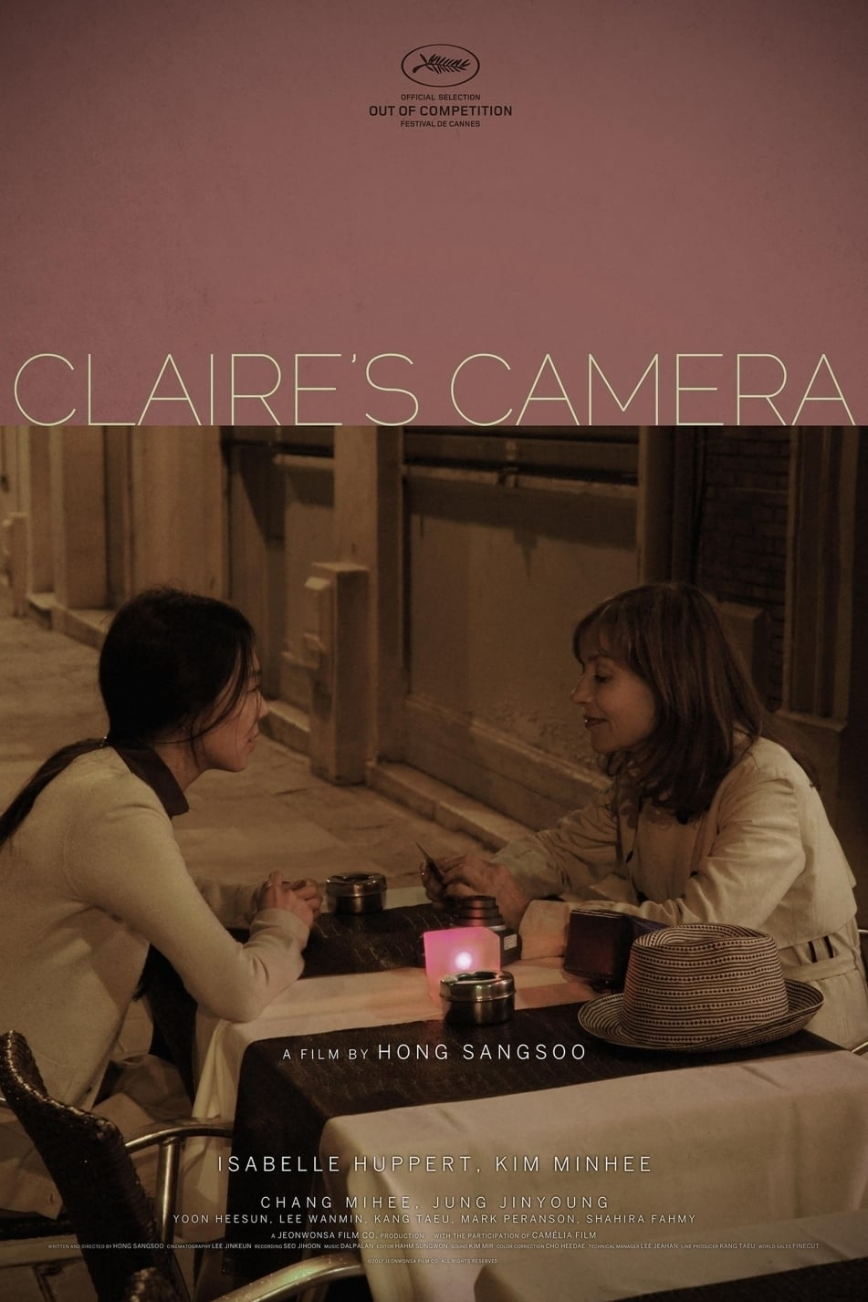 watch Claire's Camera 2017 online free