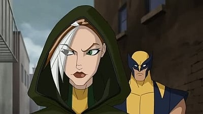 Wolverine and the X-Men Season 1 :Episode 2  Hindsight (2)