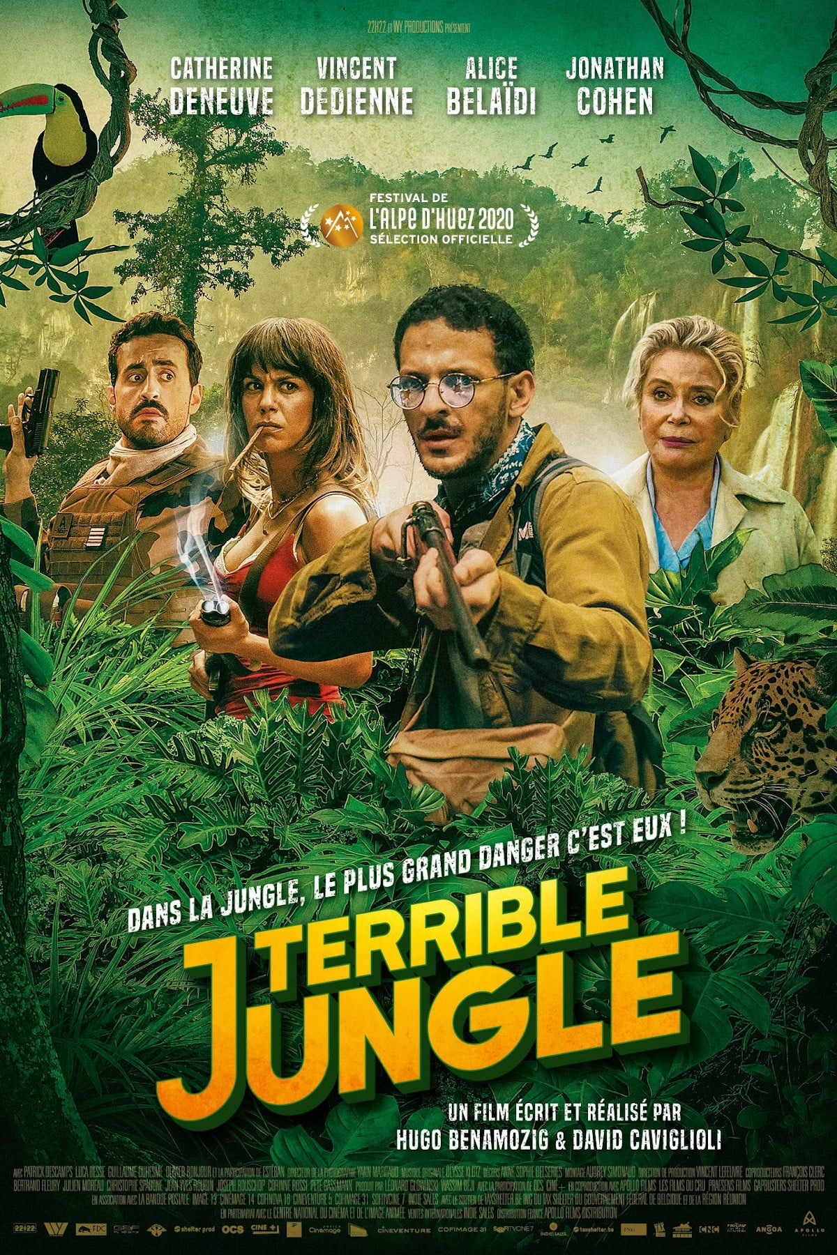 voir film Terrible jungle streaming