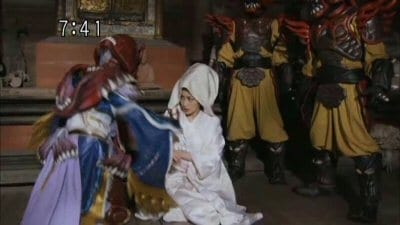 Super Sentai Season 33 :Episode 8  Act 8: The Brides are Spirited Away