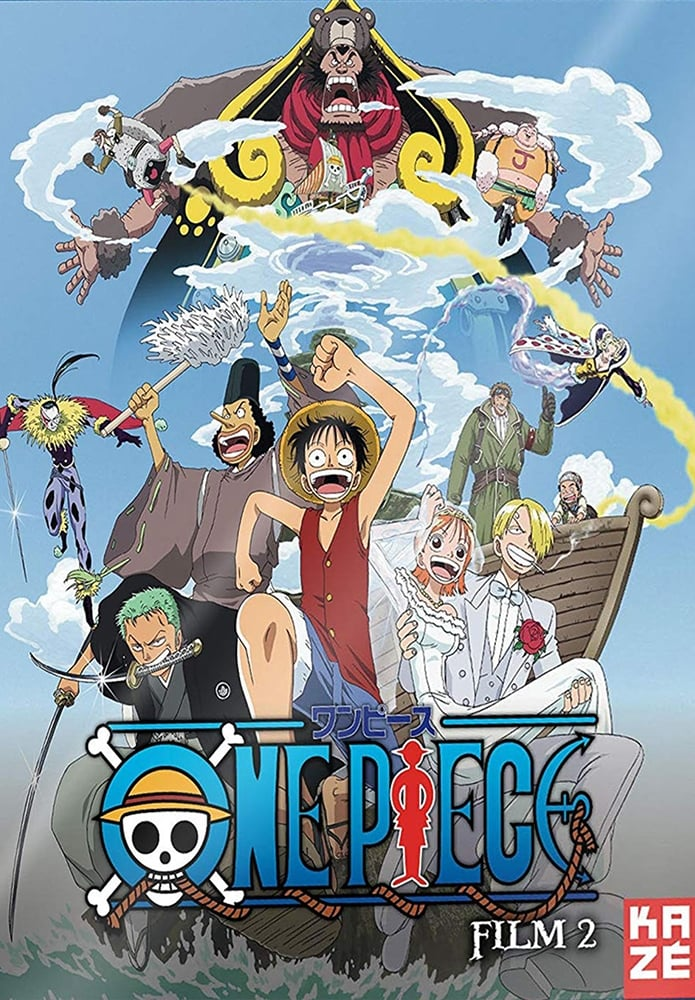 One Piece: Clockwork Island Adventure (2001)