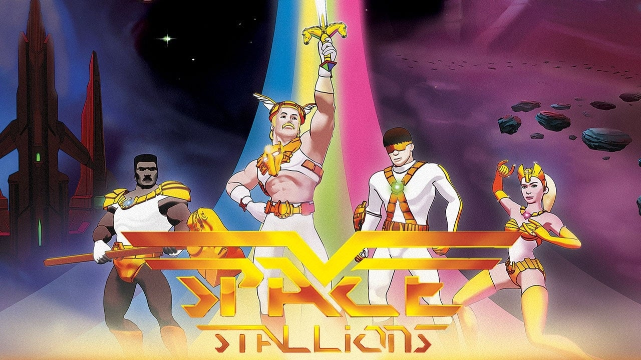 Space Stallions (2012)