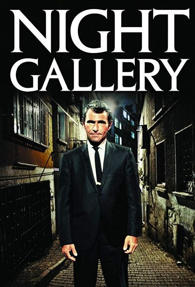 Night Gallery TV Shows About Horror Anthology