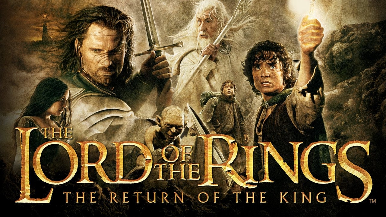 The Lord of the Rings: The Return of the King Trailer