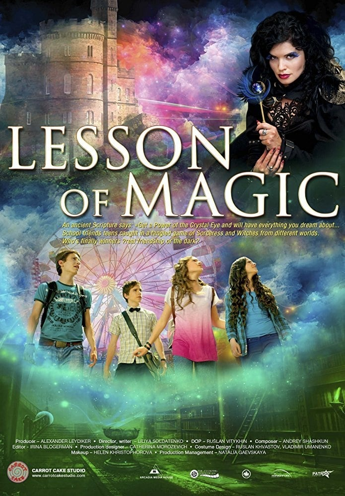 watch Lesson of Magic 2017 online free