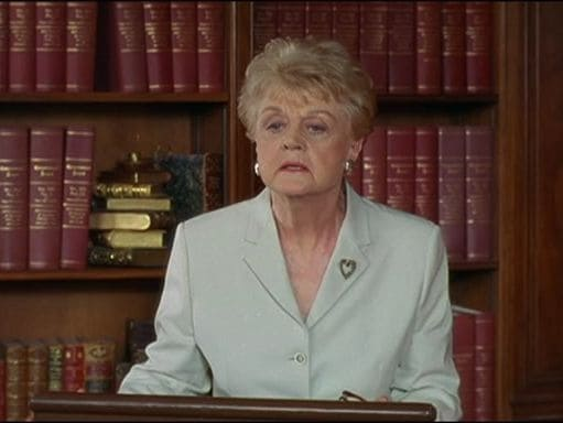 Murder, She Wrote Season 0 :Episode 2  A Story to Die For