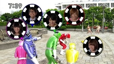 Super Sentai Season 38 :Episode 20  Smiling Is Dangerous