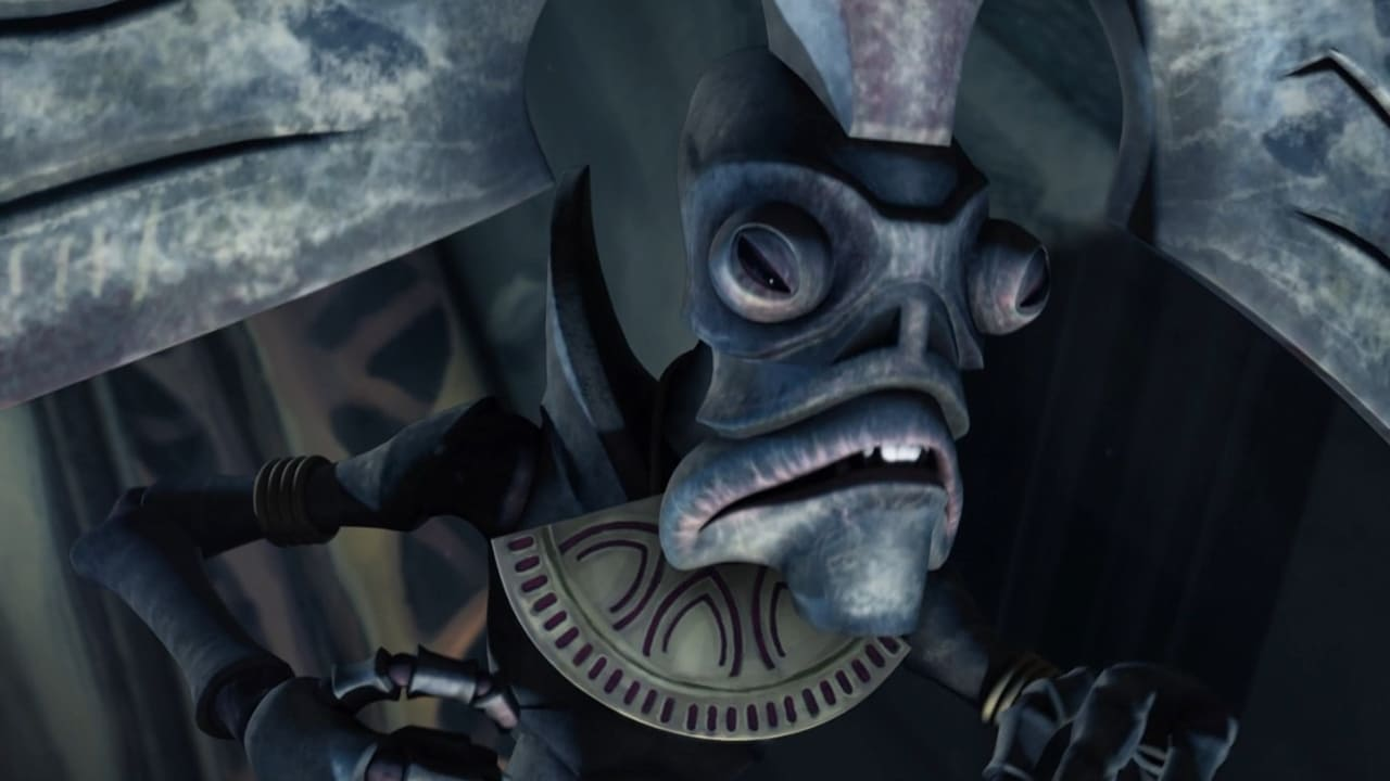 Star Wars: The Clone Wars Season 2 :Episode 7  Legacy of Terror