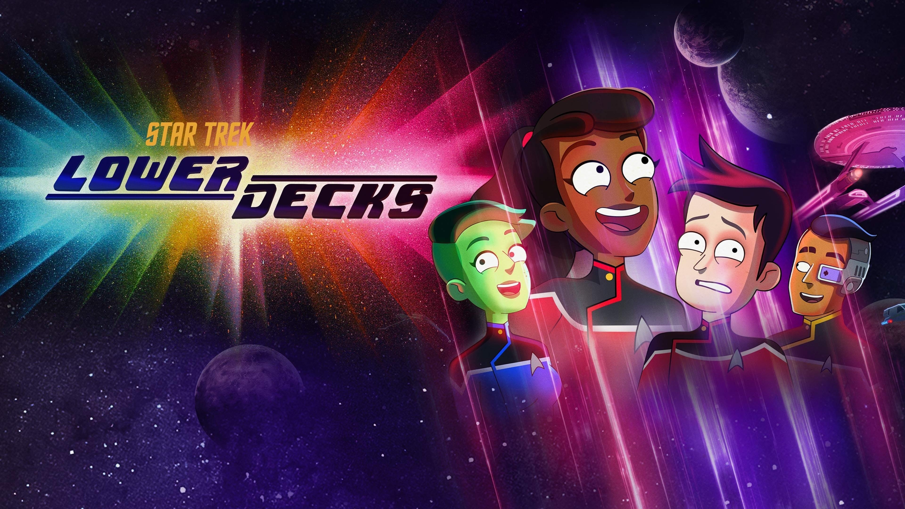 Star Trek: Lower Decks begin volgend jaar bij Amazon