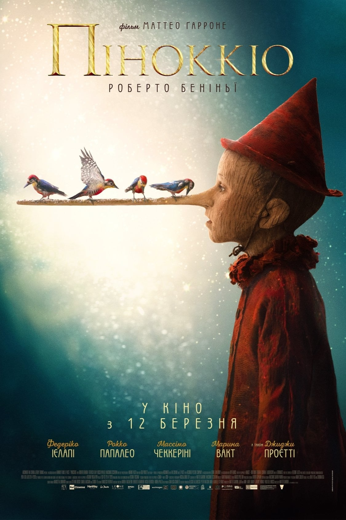 Poster and image movie Pinocchio