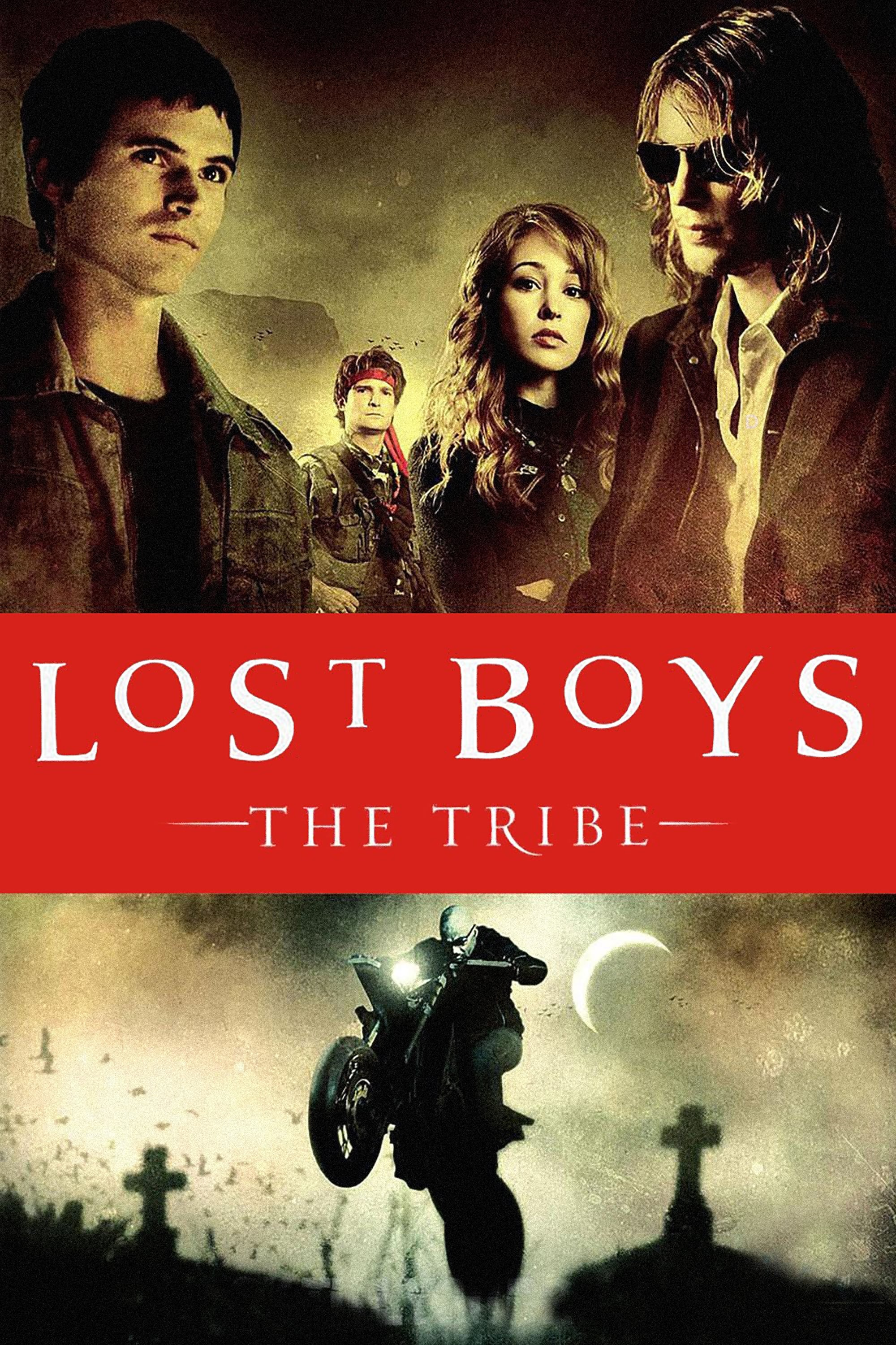 Watch Lost Boys: The Tribe Online