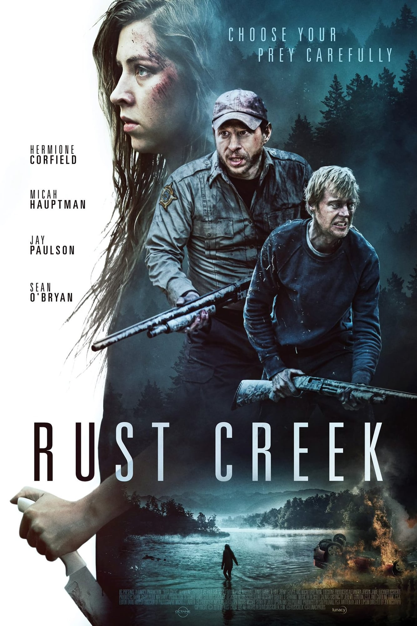 Rust Creek (2019) SUBTITULADO