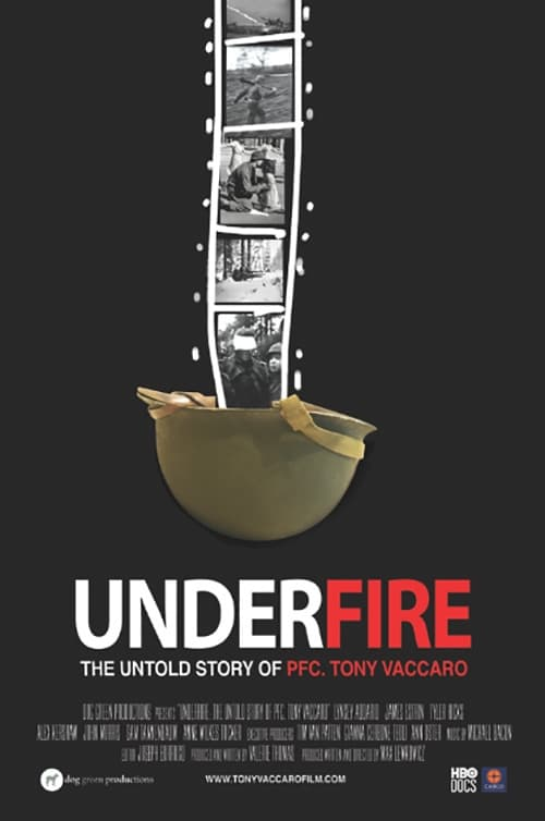 Ver Underfire: The Untold Story of Pfc. Tony Vaccaro Online HD Español (2016)