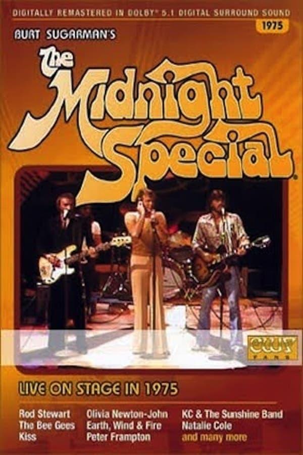Kiss [1975] Midnight Special (1975)