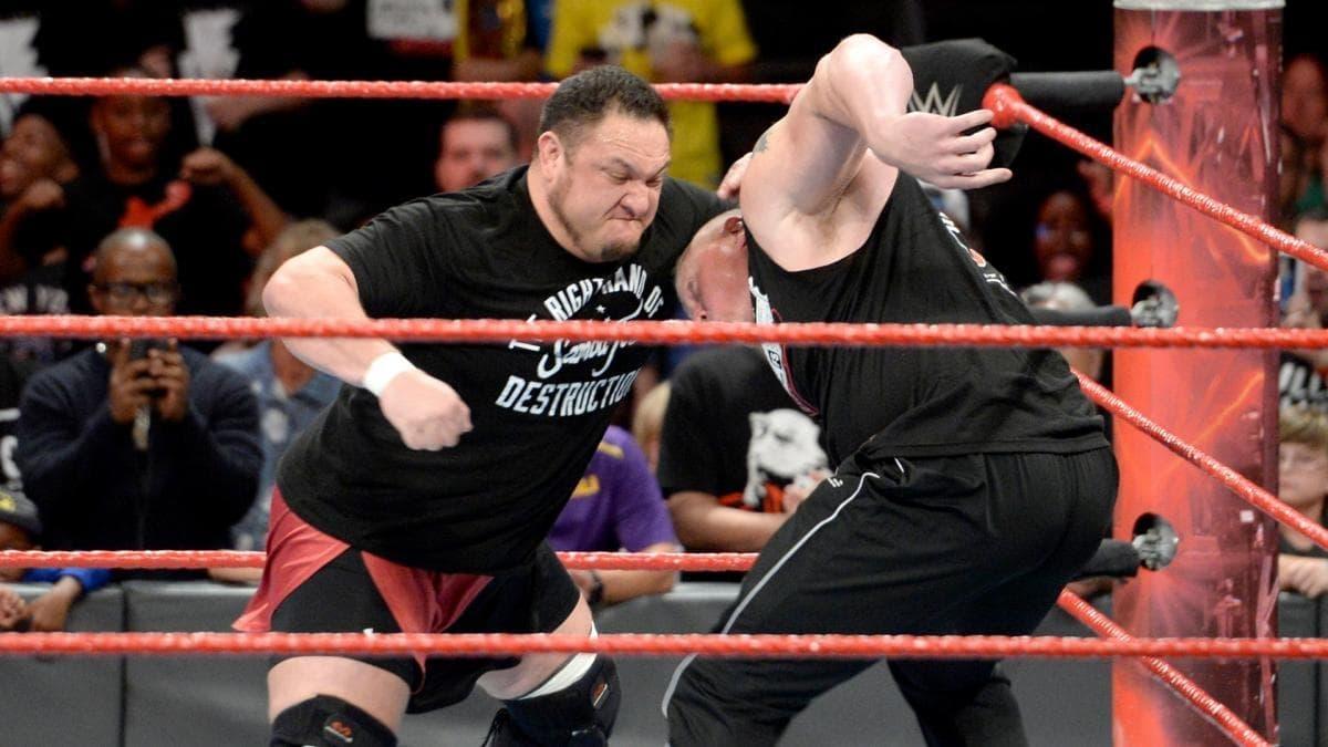 WWE Raw - Season 25 Episode 24 : June 12, 2017 (Lafayette, Louisiana)