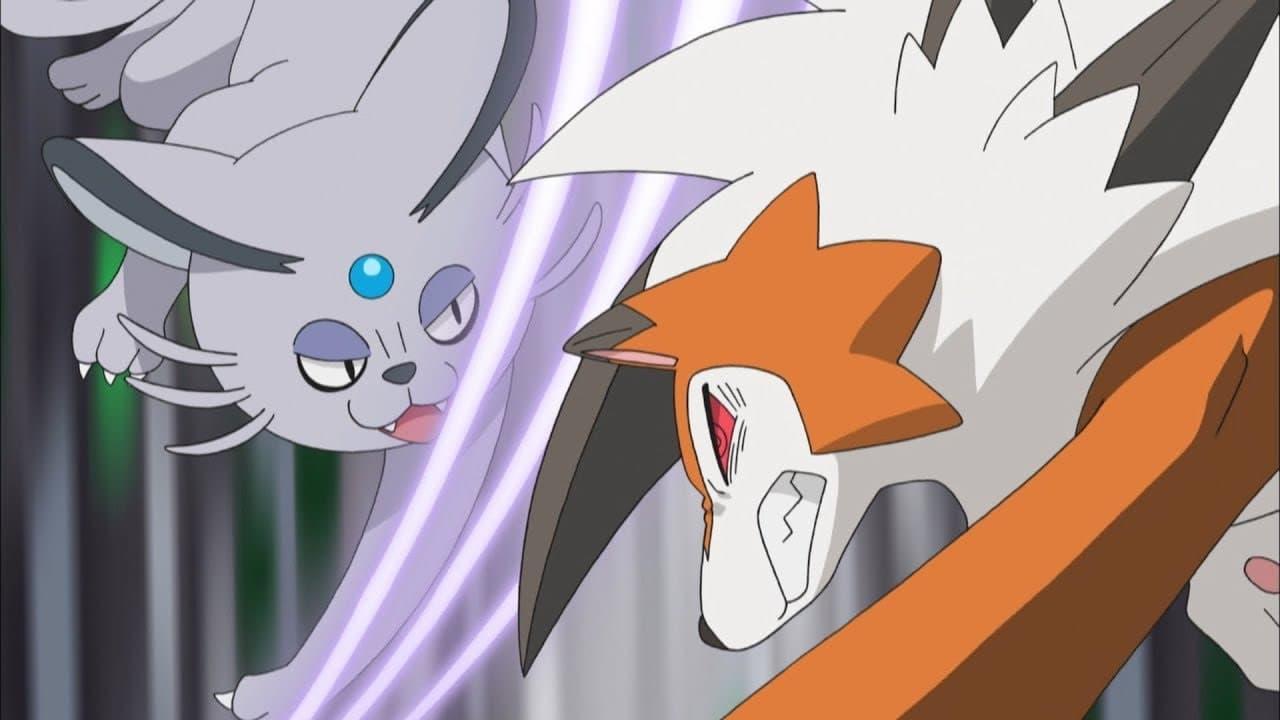 Pokémon Season 21 :Episode 33  Episode 33