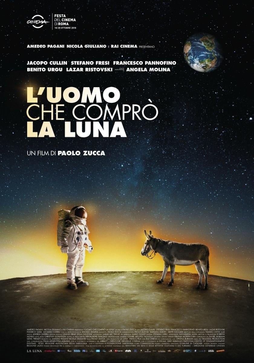 The Man Who Bought The Moon (2018)