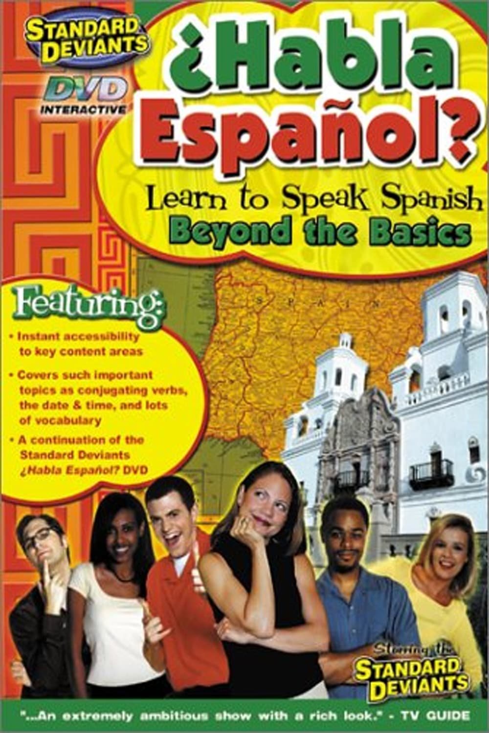 Habla Espanol: Beyond the Basics: The Standard Deviants (1997)