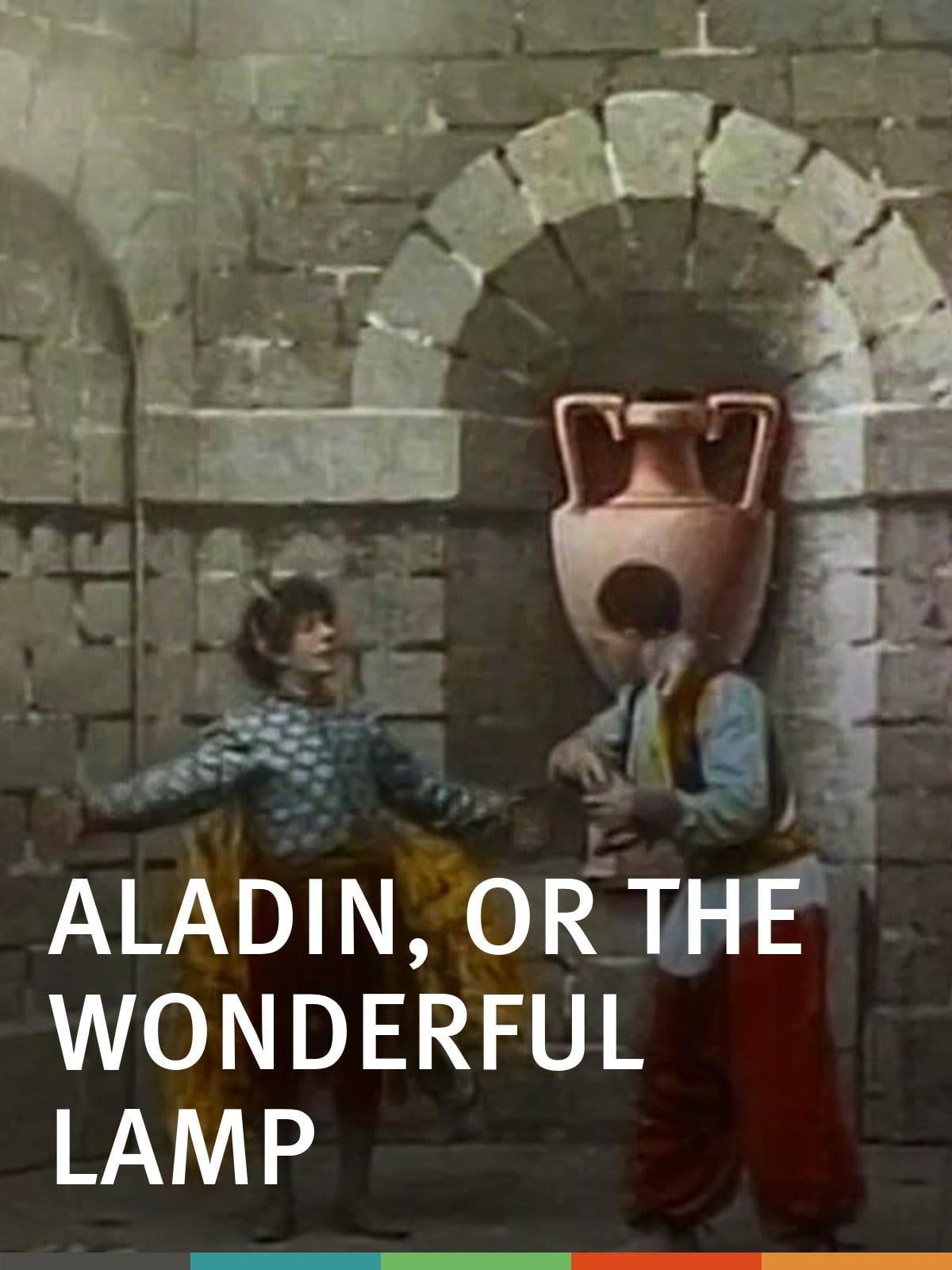 Aladdin and His Wonder Lamp (1906)