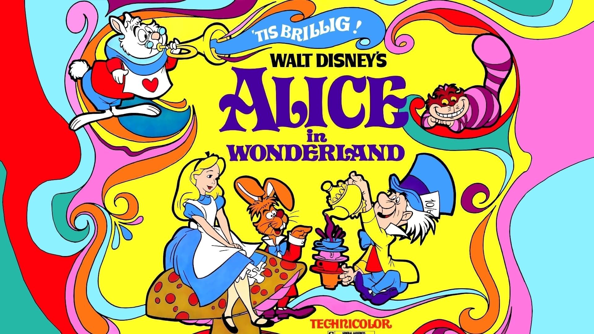 Алиса в страната на чудесата (1951)