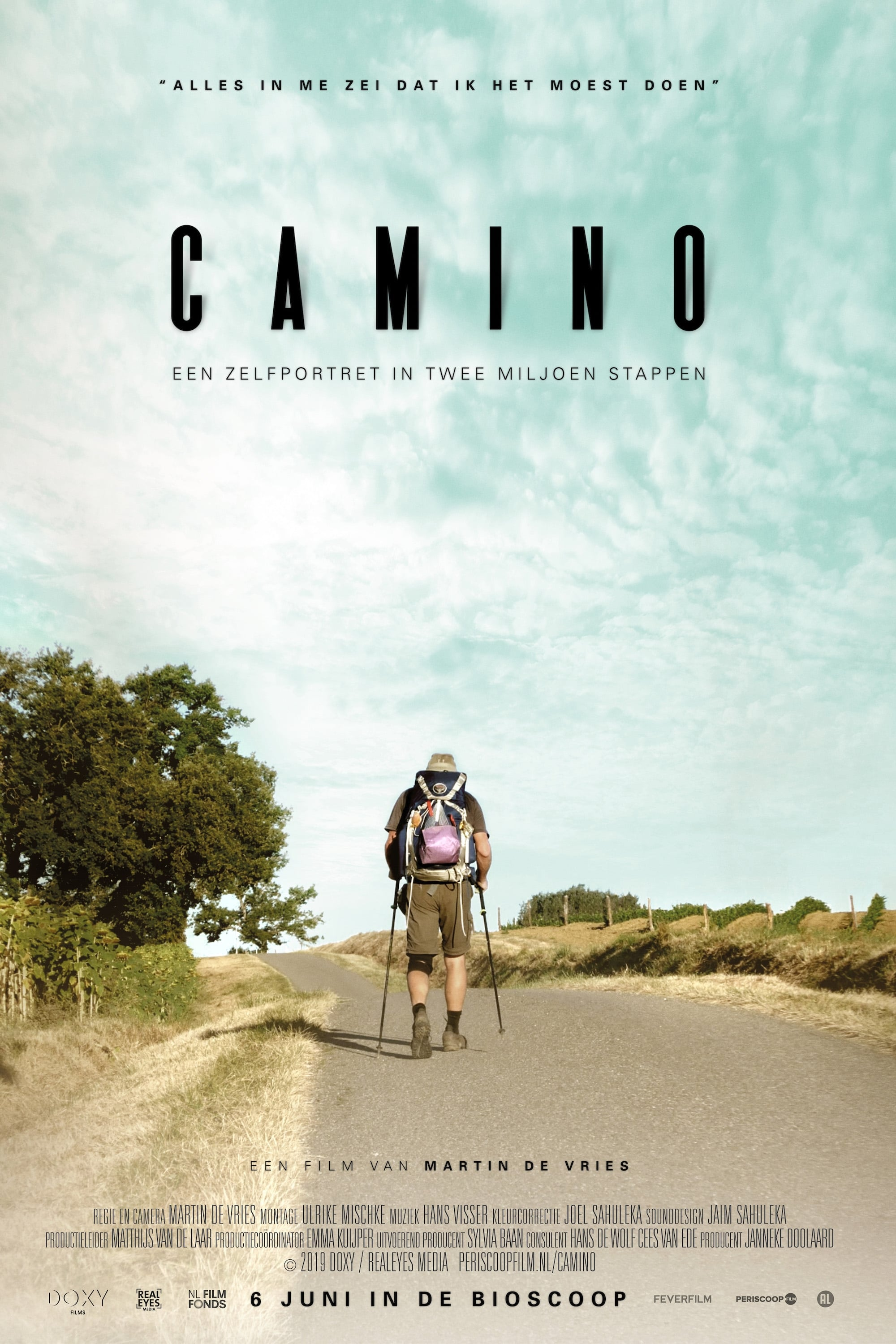 Camino, a Feature-length Selfie (2019)