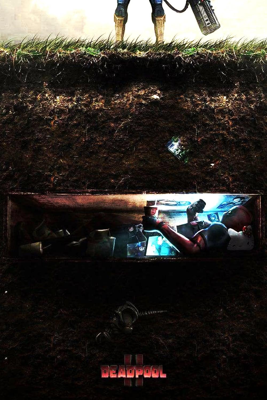 Poster and image movie Film Deadpool 2 - Deadpool 2 - Deadpool 2 -  2018