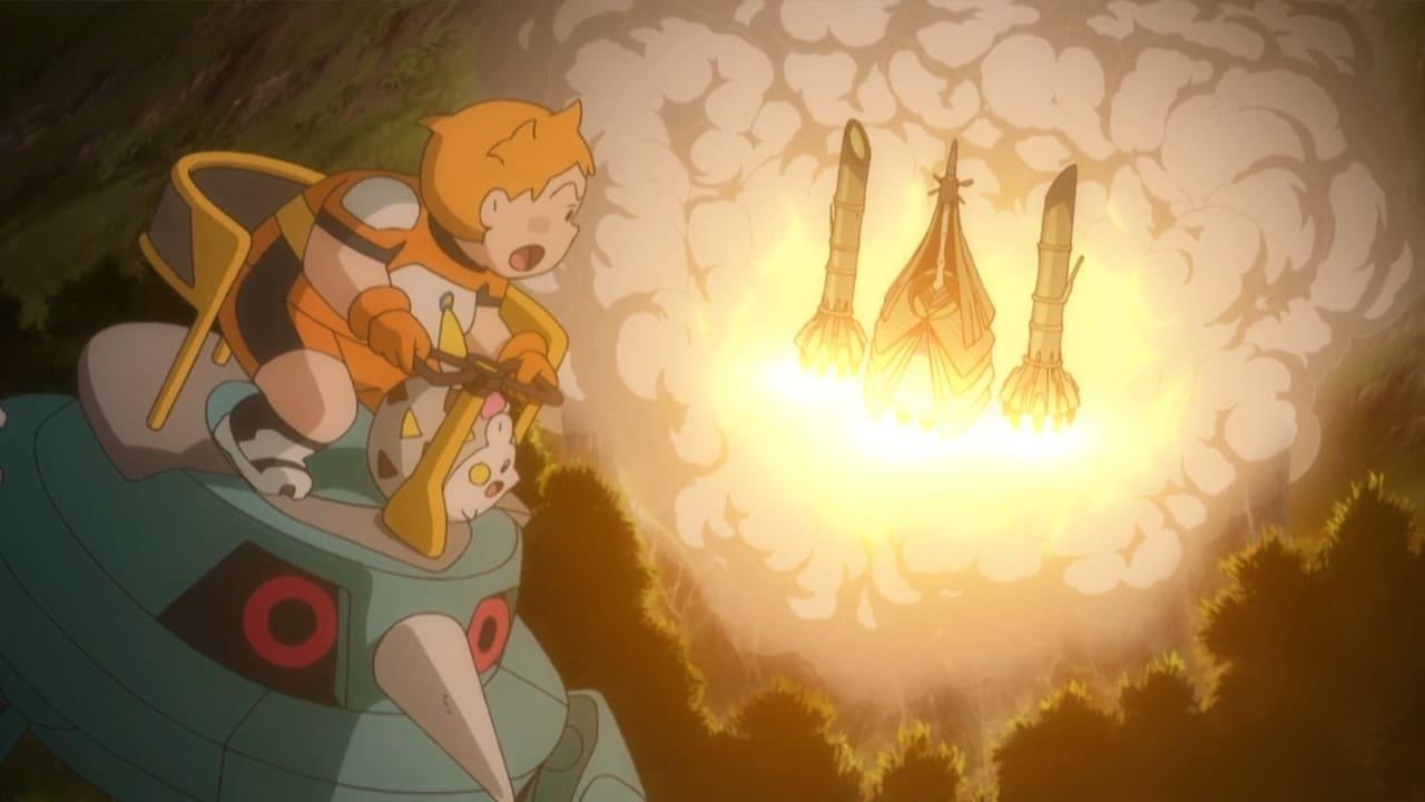 Pokémon Season 21 :Episode 25  Rise and Shine, Starship!