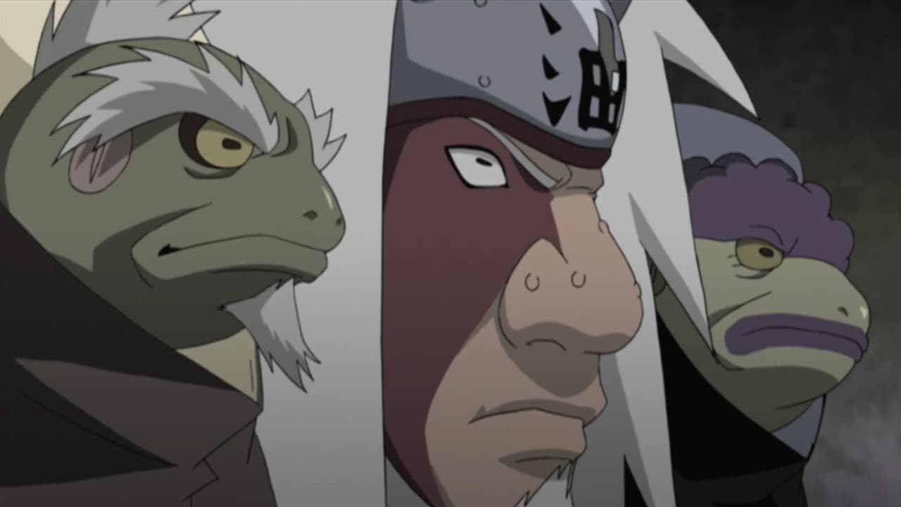 Naruto Shippūden Season 6 :Episode 132  In Attendance, the Six Paths of Pain