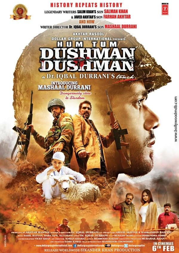 Ver Hum Tum Dushman Dushman Online HD Español (2015)