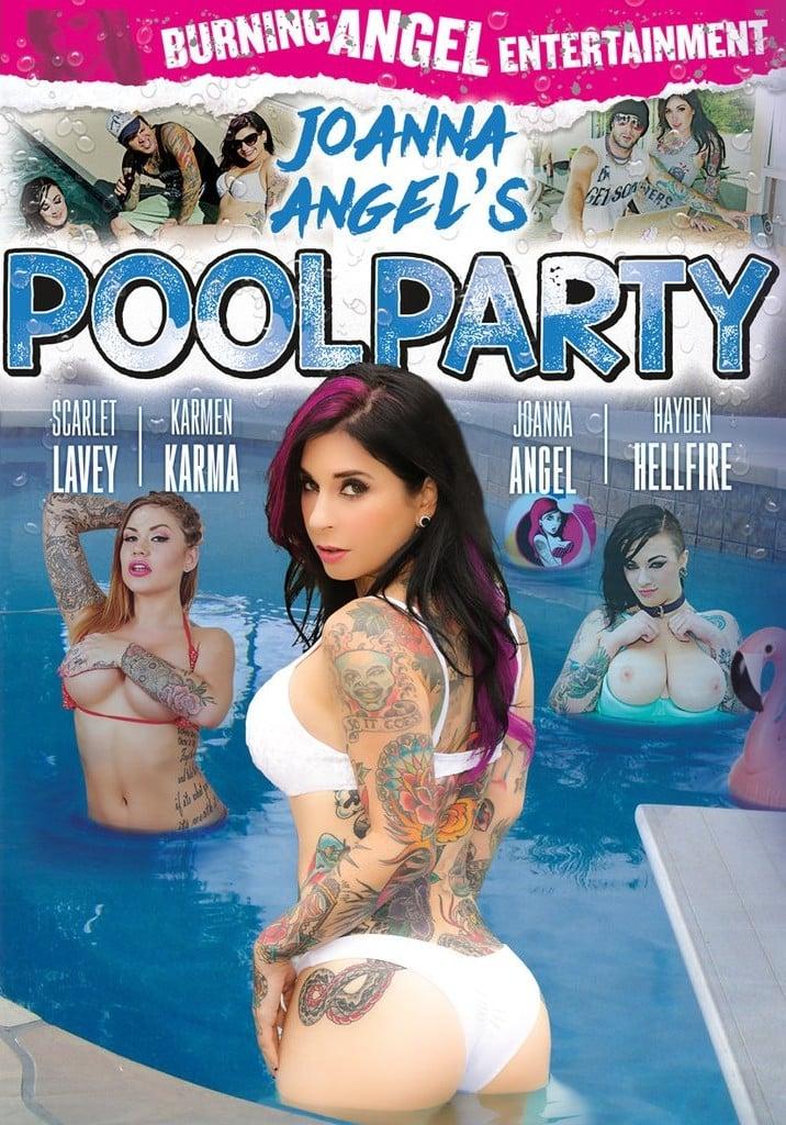 Ver Joanna Angel's Pool Party Online HD Español (2015)