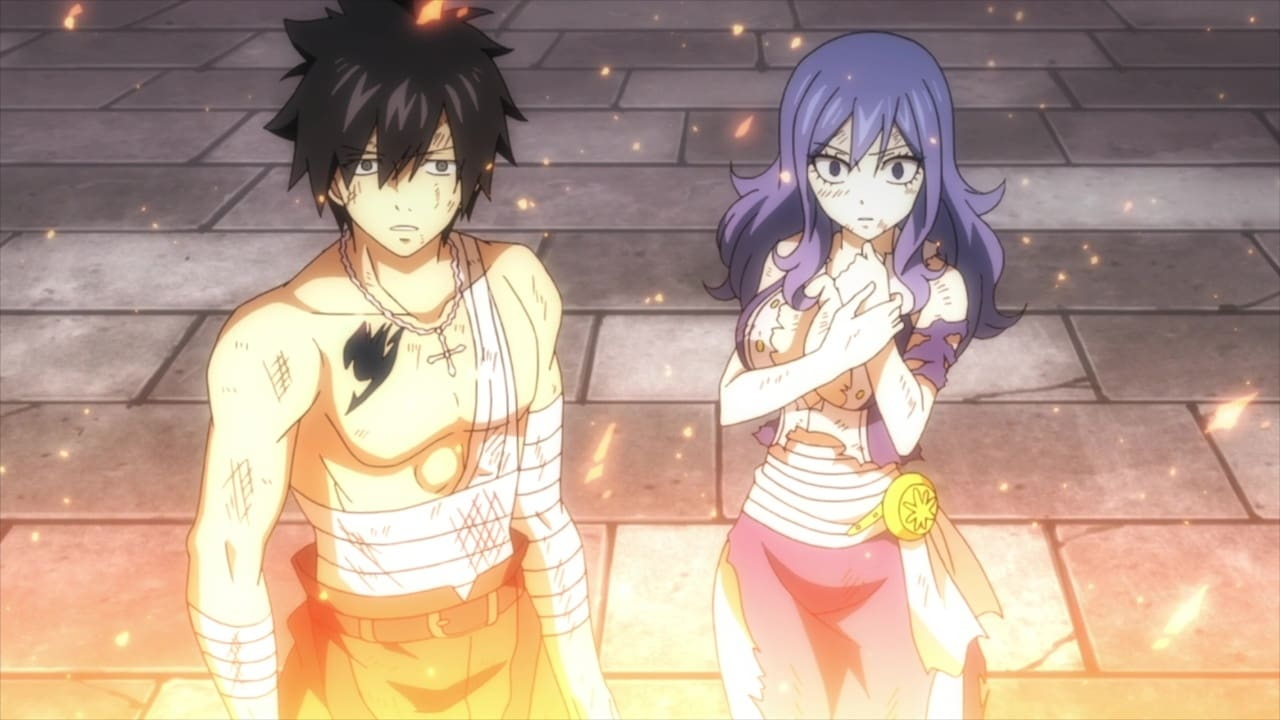 Fairy Tail Season 8 :Episode 49  The Magic of Hope