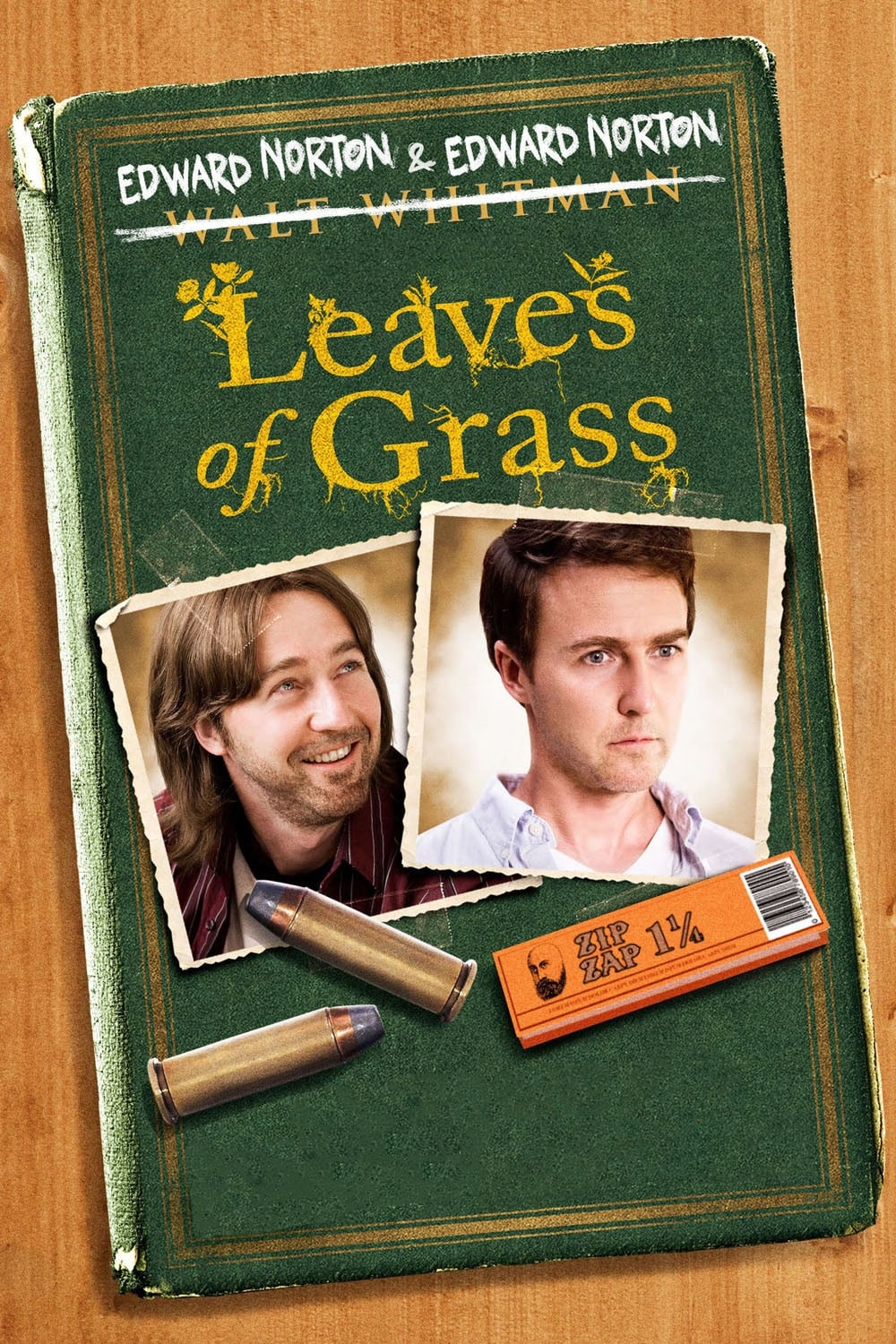 Leaves of Grass on FREECABLE TV