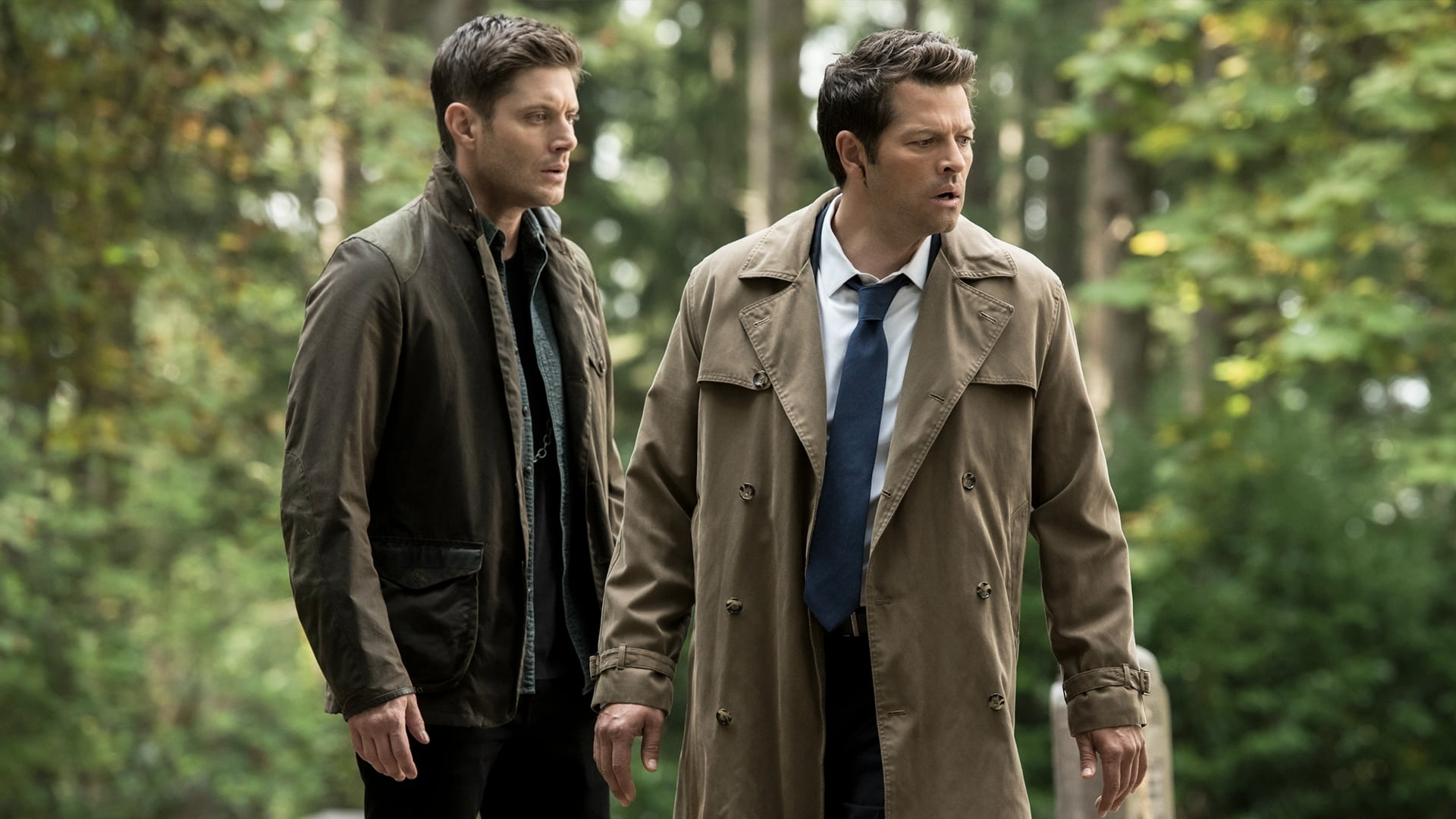 Supernatural Season 15 :Episode 3  The Rupture