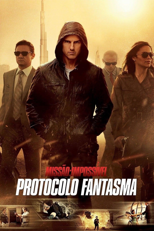 capa Missão: Impossível - Protocolo Fantasma