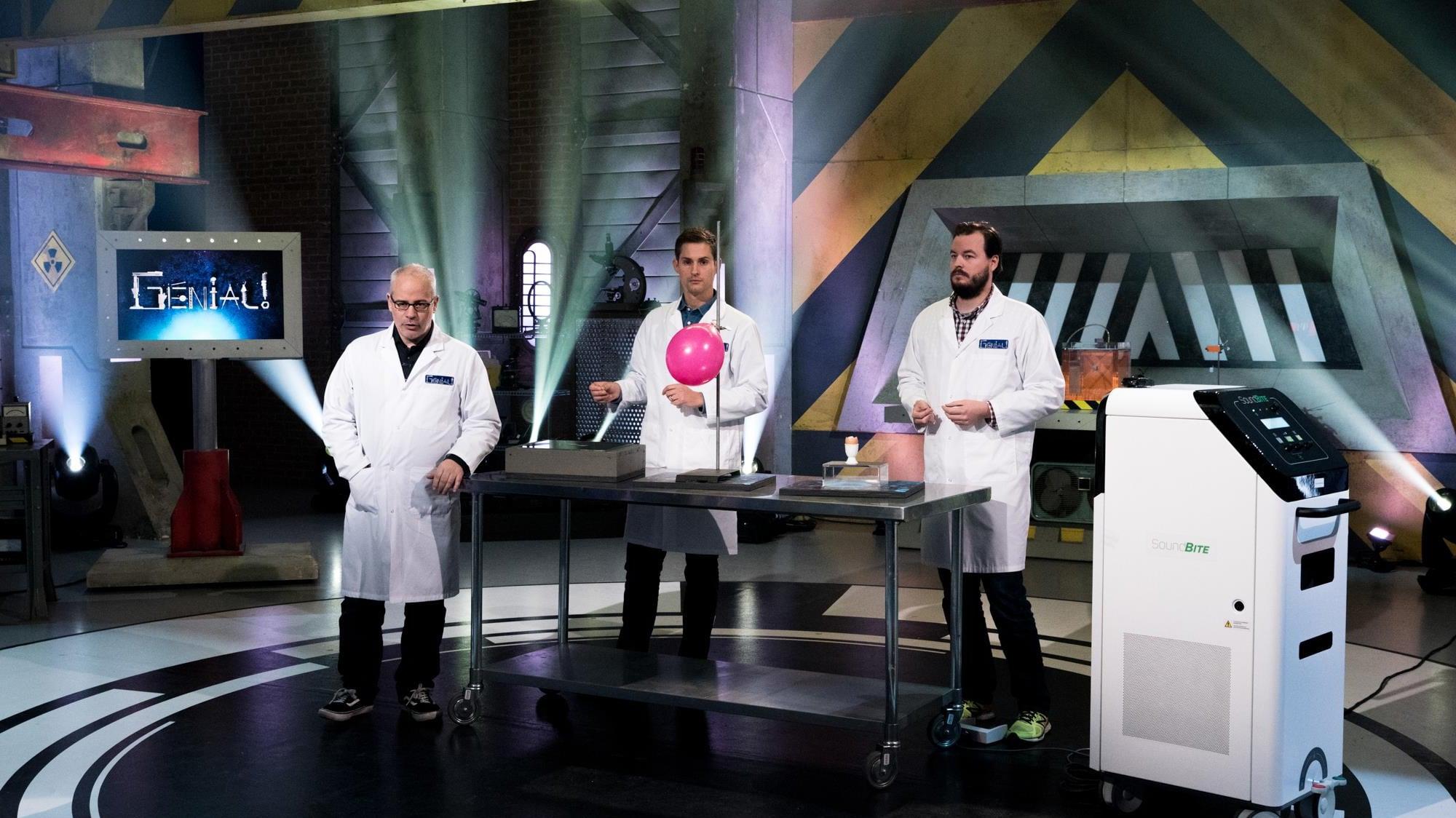 Génial! Season 9 :Episode 60  Episode 60