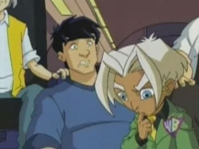 Jackie Chan Adventures Season 3 :Episode 11  Little Valmont, Big Jade