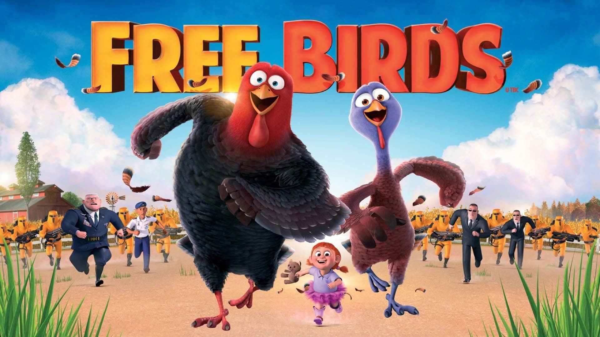 Свободни птици