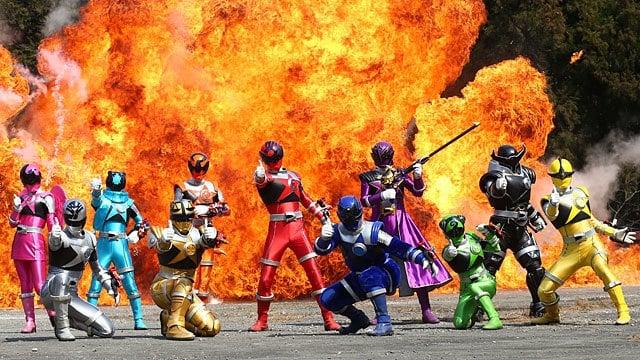 Super Sentai Season 41 :Episode 12  11 Ultimate All-Stars