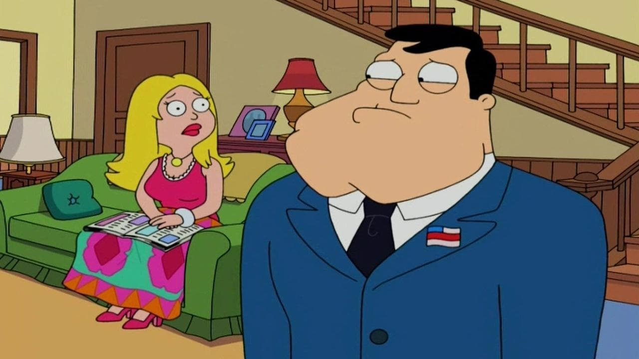 American Dad! Season 3 :Episode 11  American Dream Factory