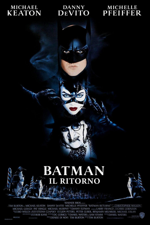 Poster and image movie Film Batman se intoarce - Batman se întoarce - Batman Returns - Batman Returns -  1992