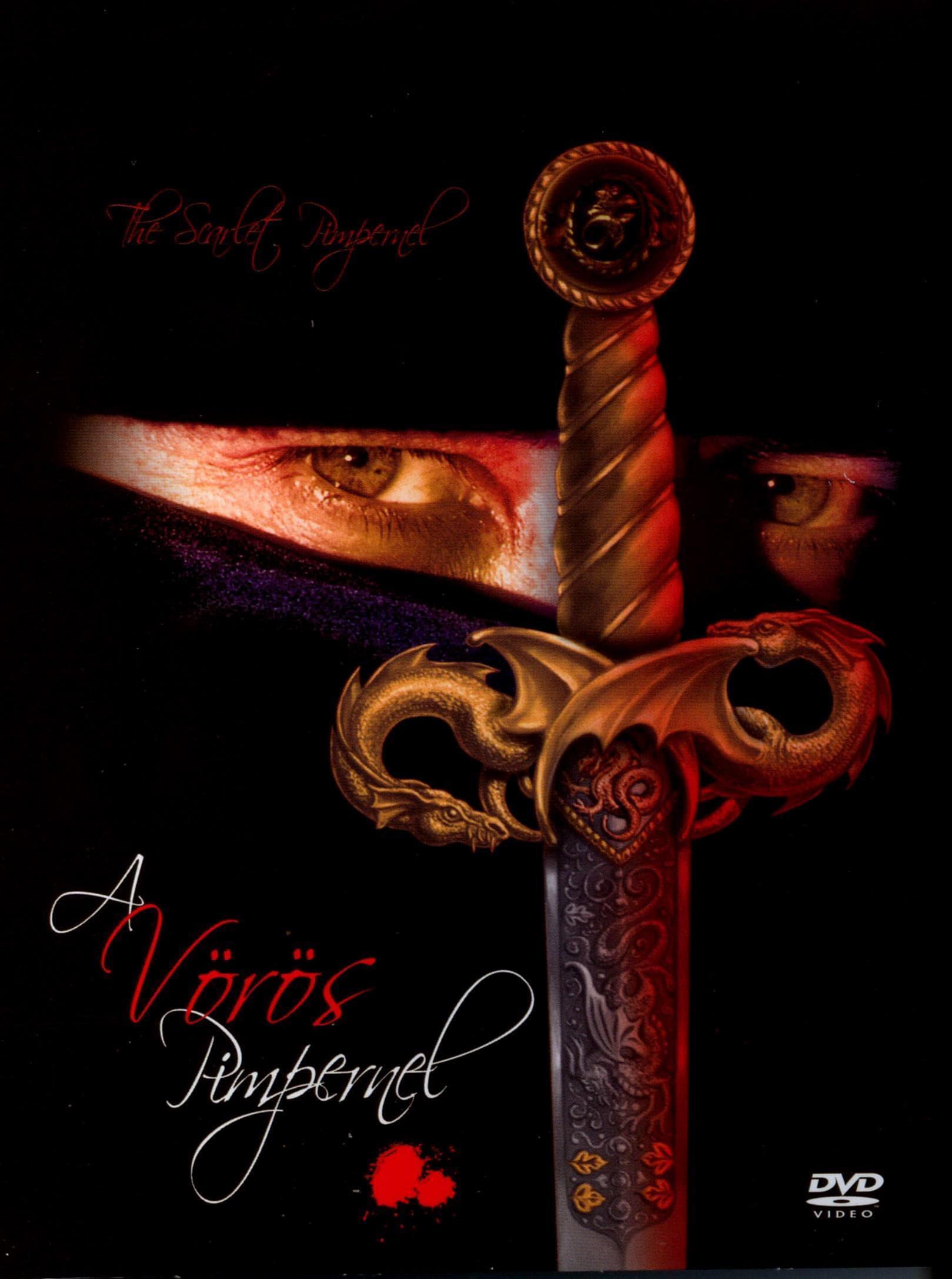 The Scarlet Pimpernel TV Shows About Vigilante