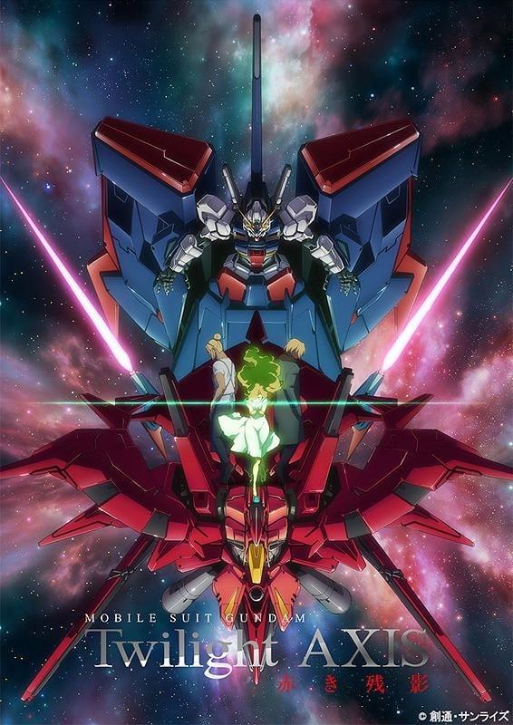 Mobile Suit Gundam: Twilight Axis – Akaki Zan-ei Sub Indo