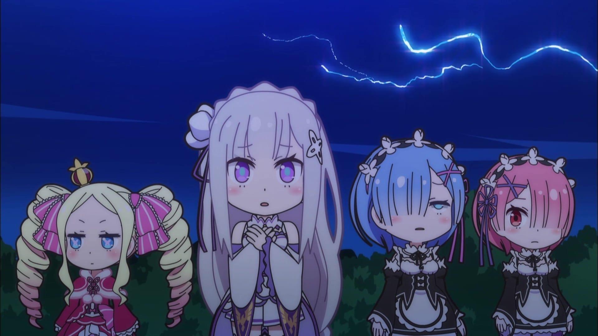 Isekai Quartet Season 1 :Episode 9  Enjoy! Field Trip