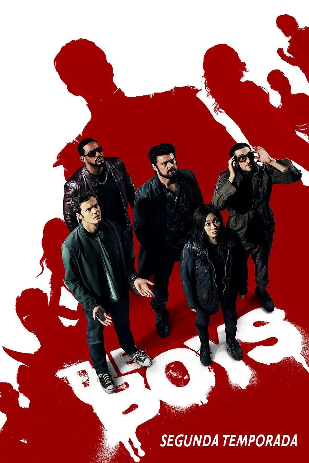 The Boys 2ª Temporada Completa GDRIVE (2020) Dual Áudio WEB-DL 720p | 1080p Download