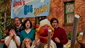 Sesame Street Season 40 :Episode 18  Jack's Big Jump