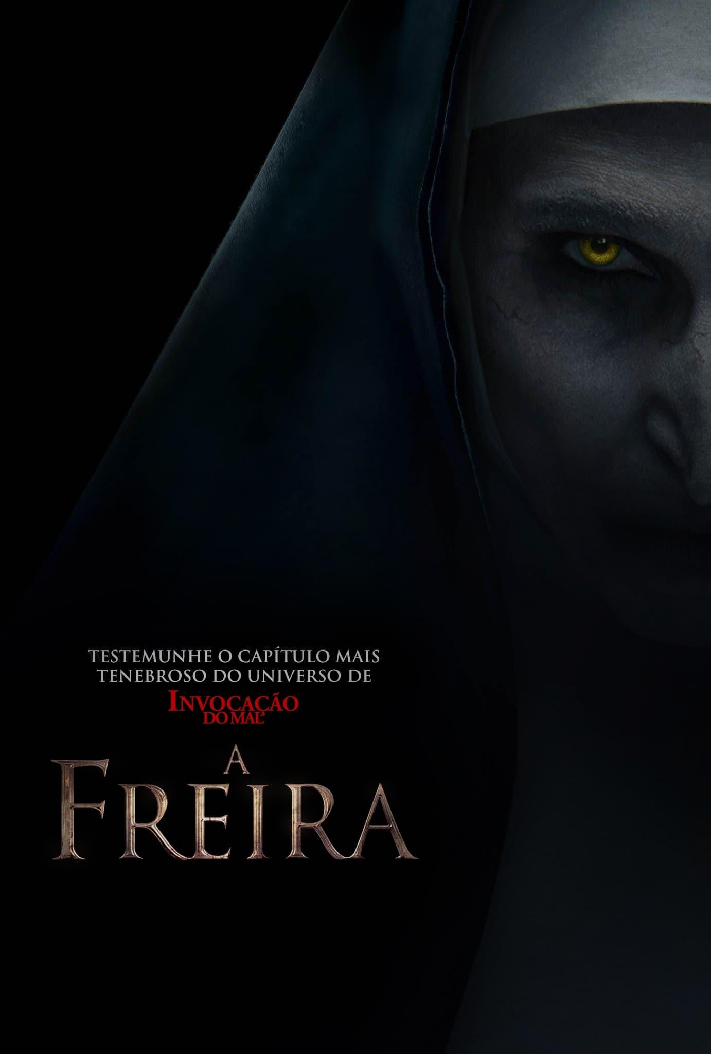 A Freira – Dublado (2018)