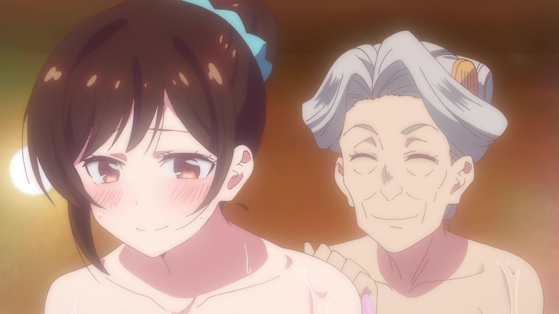 Rent-a-Girlfriend Season 1 :Episode 5  Hot Springs and Girlfriend