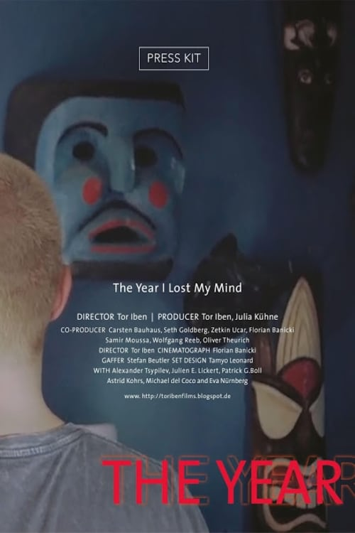 Ver The Year I Lost My Mind Online HD Español (2017)