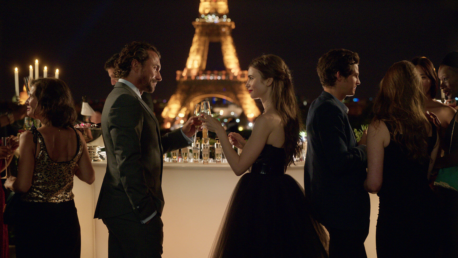 Emily in Paris Season 1 :Episode 2  Masculin Féminin