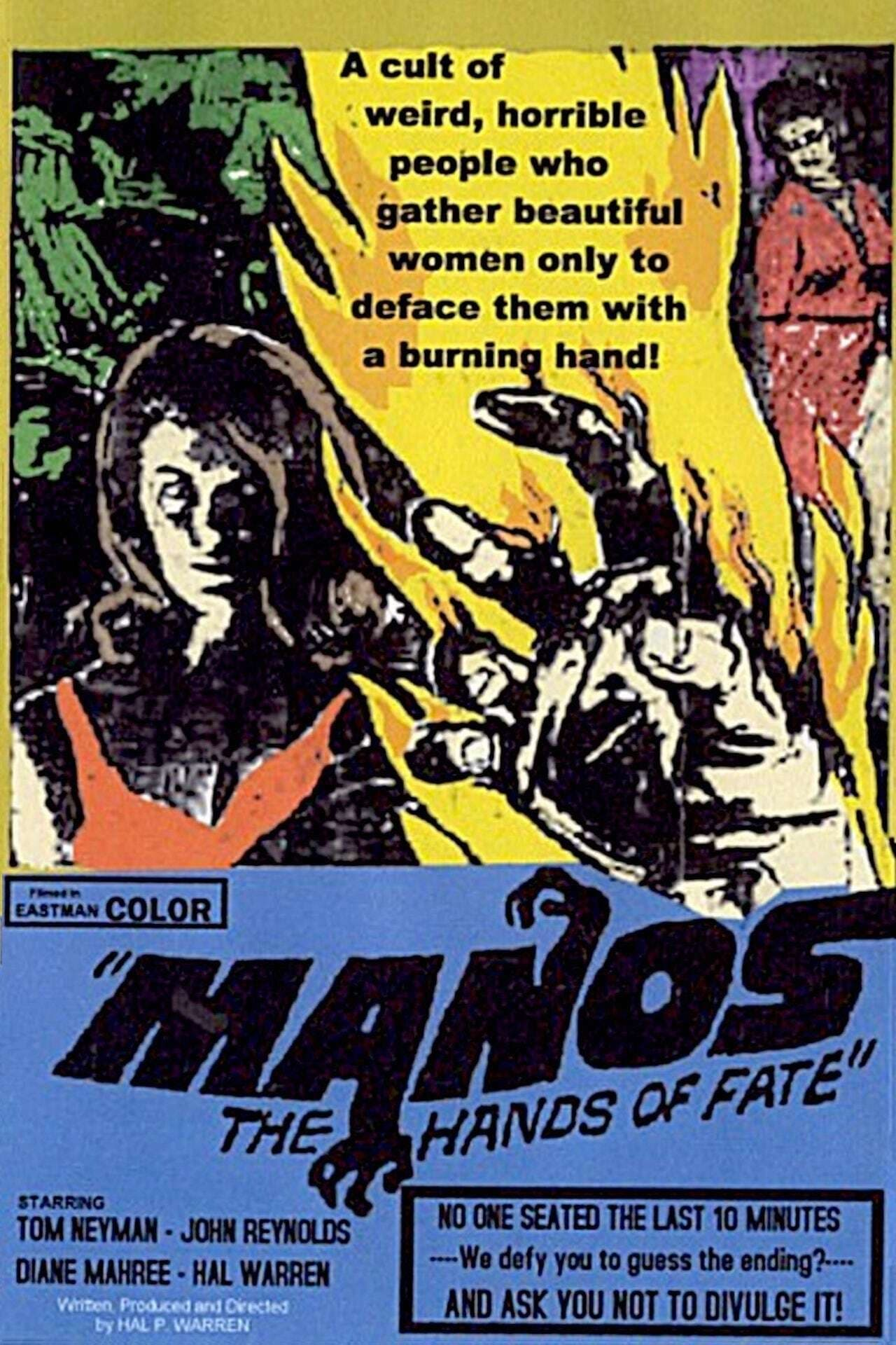 Manos: The Hands of Fate on FREECABLE TV